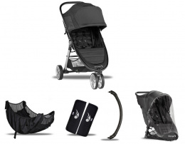 Wózek spacerowy Baby Jogger City Mini 2 Single Jet