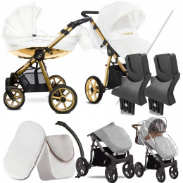 BABYACTIVE 2W1 MOMMY GLOSSY WHITE 01 | + ADAPTERY