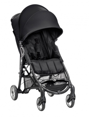 Wózek spacerowy Baby Jogger City Mini Zip kolor black + GRATIS