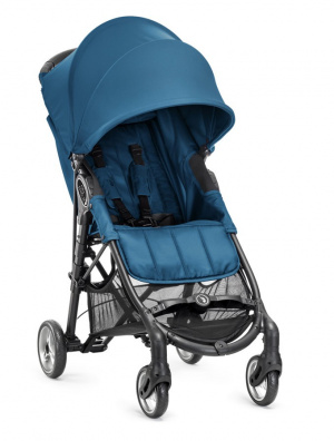 Wózek spacerowy Baby Jogger City Mini Zip kolor teal + GRATIS