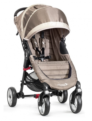 Wózek spacerowy Baby Jogger City Mini 4 W Sand/Grey