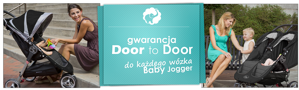 Wózek Baby Jogger City Mini